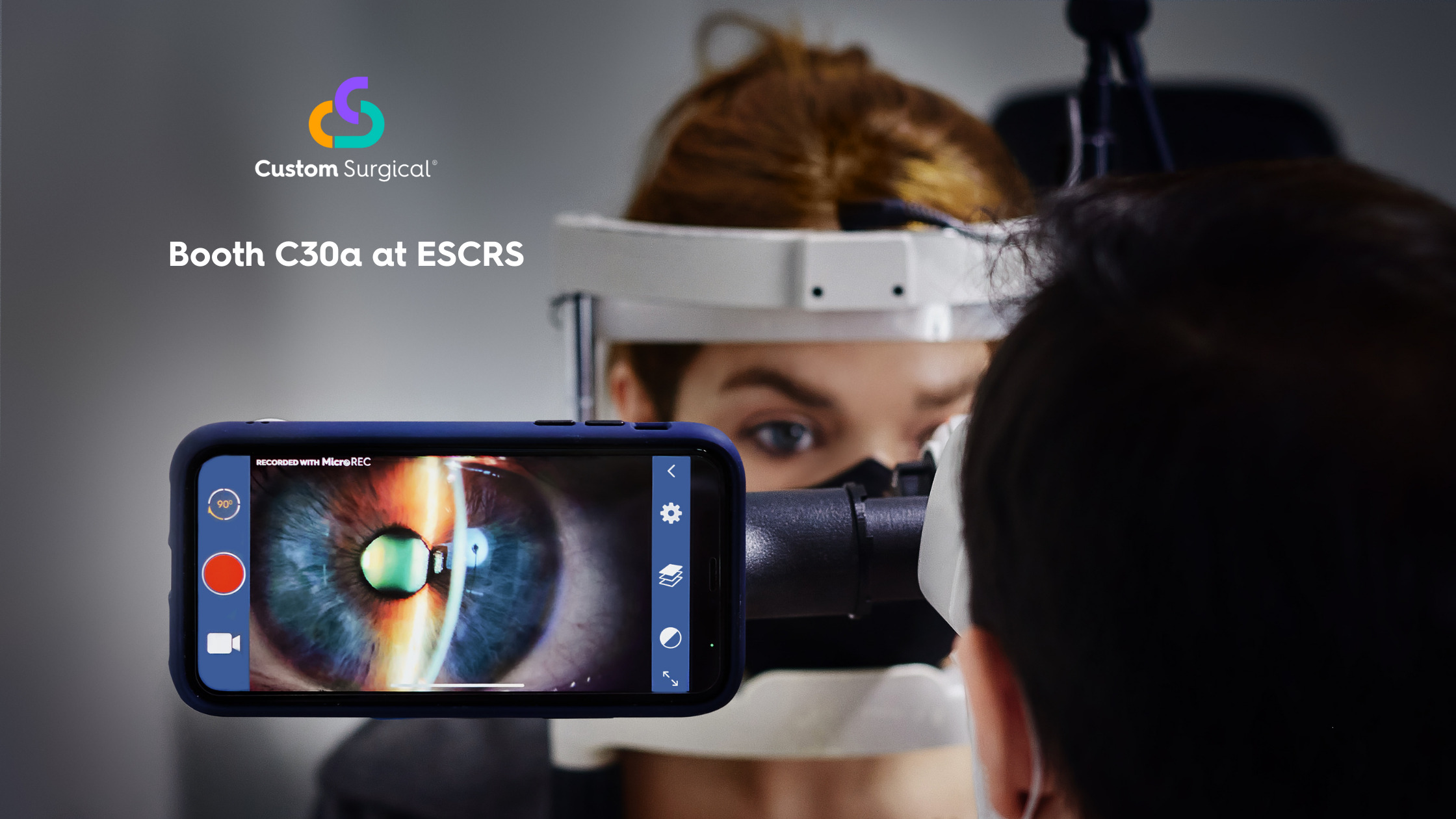 See you at ESCRS 2021 in Amsterdam?