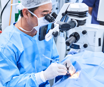 using MicroREC to record images during the surgery